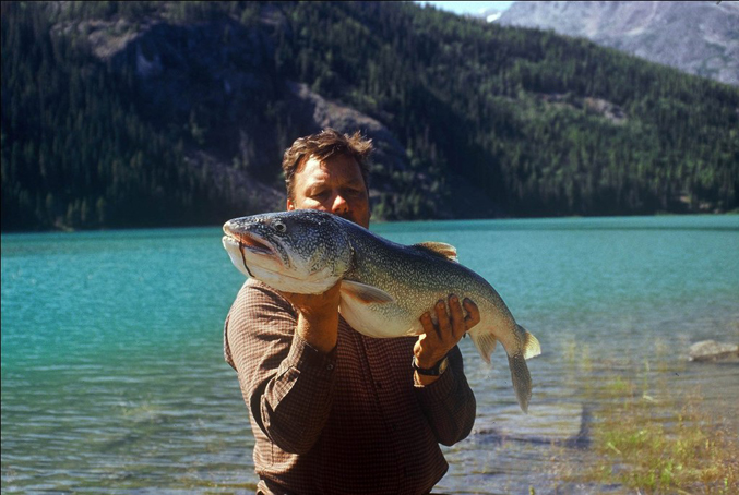 Hofmaier expeditions for Gross reservoir fishing